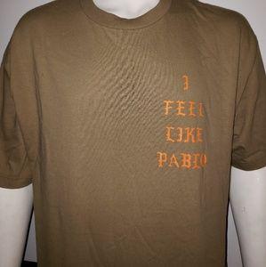 Other - Kanye West - I feel Like Pablo T shirt - New - Rap